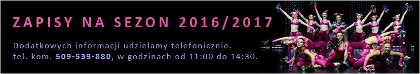 zapisy-sezon-2016-2017-taniec-tarnow