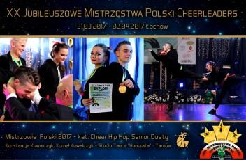 Konstancja-Kornel-Kowalczyk-Studio-Tańca-Honorata-Tarnów-Hip-Hop-senior-duety