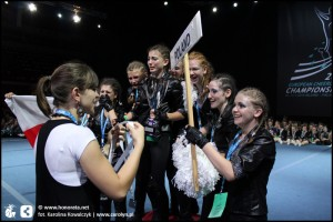 ECC 2010 Finland Helsinki Power Girls Silver Medal (40)