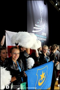 ECC 2010 Finland Helsinki Power Girls Silver Medal (77)