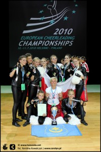 ECC 2010 Finland Helsinki Power Girls Silver Medal (79)