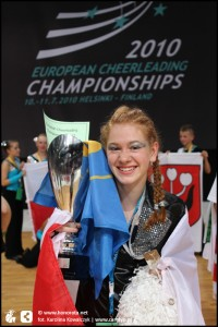 ECC 2010 Finland Helsinki Power Girls Silver Medal (87)